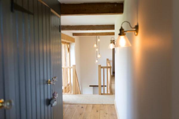 Traditional Barn Renovation