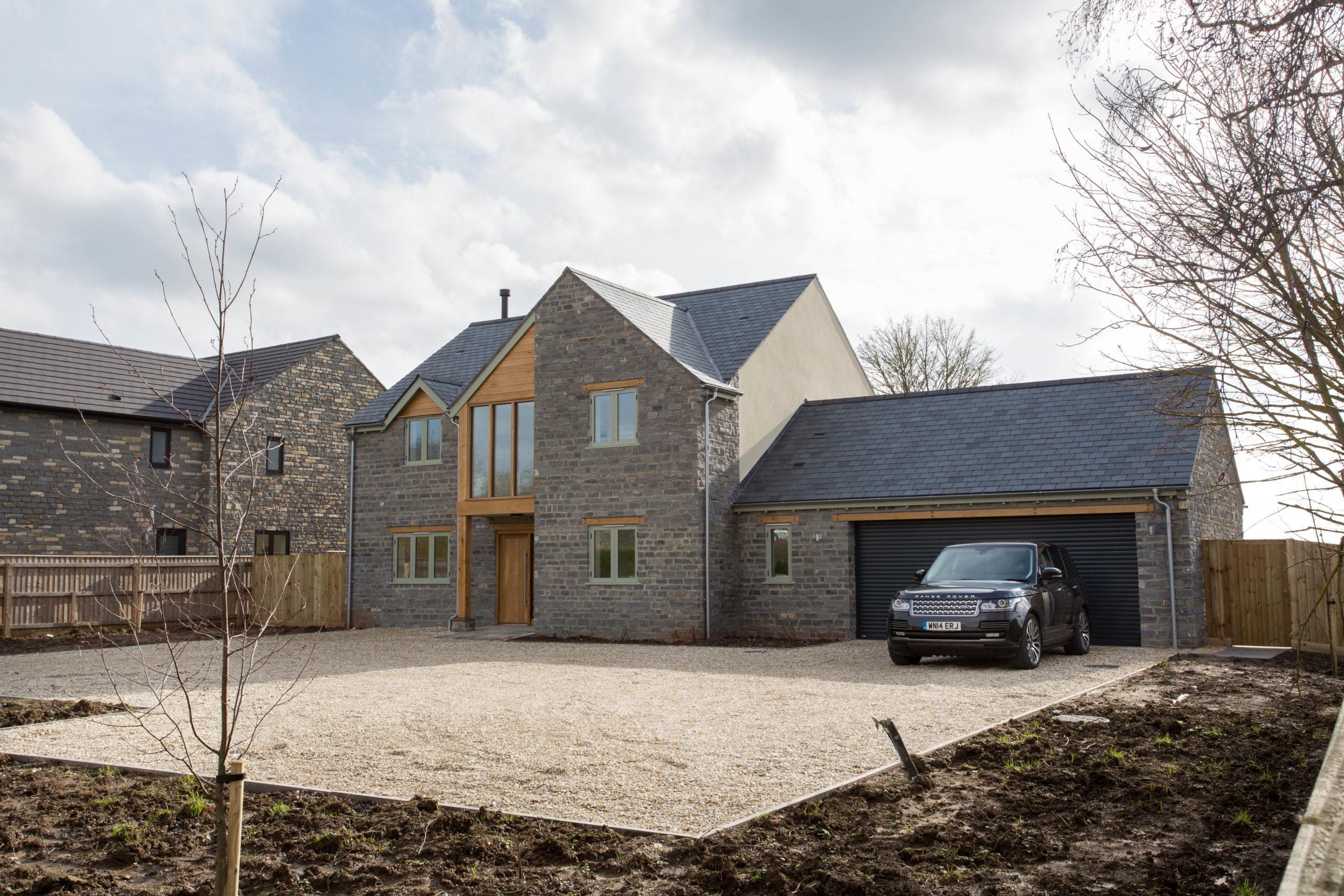 New Build, Somerset