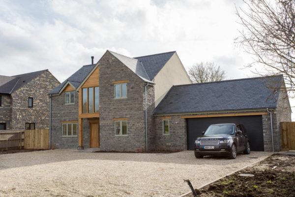 New Build Site, Somerset