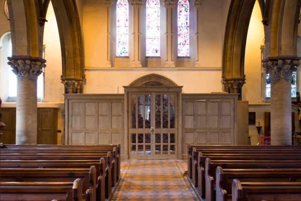 St Johns Church, Joinery Project