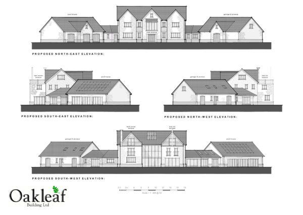 New Build, Quantock Hills